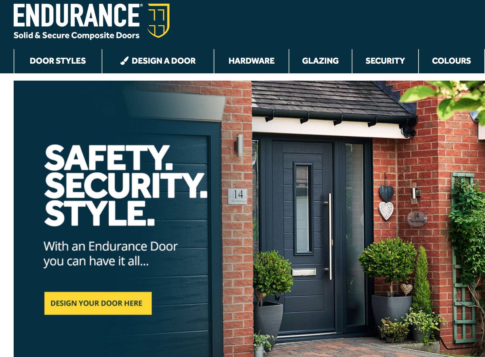 Endurance Doors are our Match Day Sponsor against Flixton on Saturday.