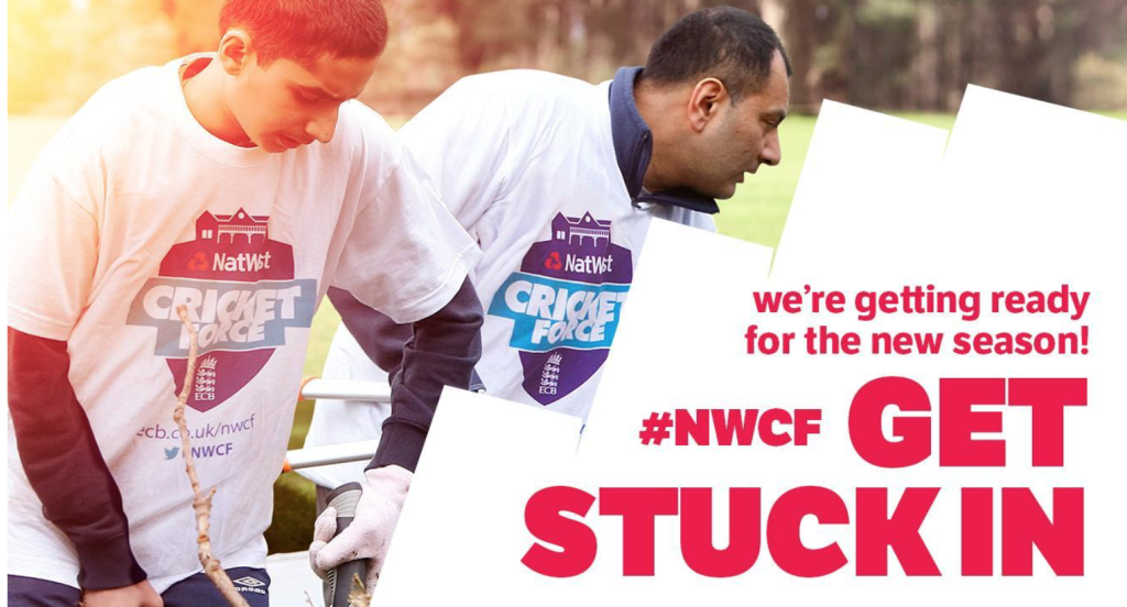 NatWest Cricketforce Day - Sunday 7th April