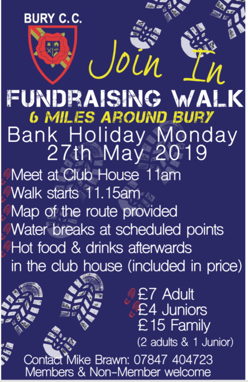 Fundraising Walk 2019