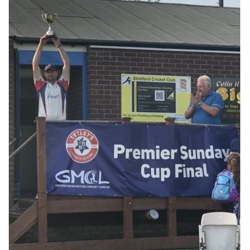 Club Legend Bids Farewell to Bury
